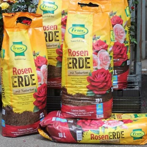 Soil for roses 18 l