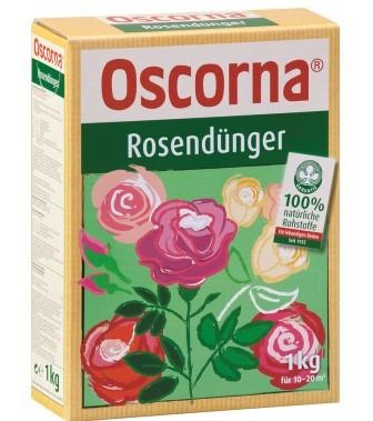 Oscorna Rosendünger 1 kg