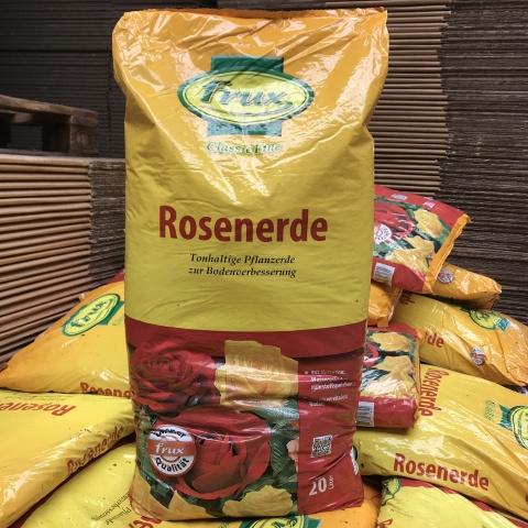 Rosenstartset Bienenweide® Rot & Rosenerde